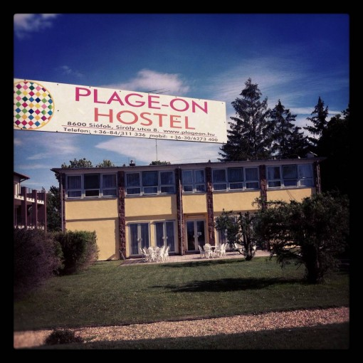- PLAGE-ON Hostel Siófok